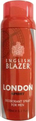 English Blazer London Sport Deodorant Spray  -