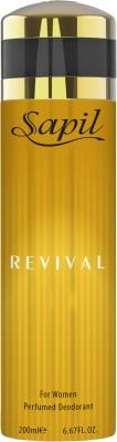 Sapil Revival Women Deodorant Body Spray  -  For Women