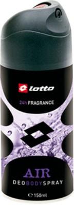 Lotto Air Deodorant Spray  -  For Men