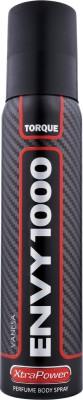 ENVY 1000 Torque Deo 130 Ml Deodorant Spray - For Men