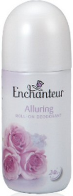 Enchanteur Alluring Deodorant Roll-on  -  For Women