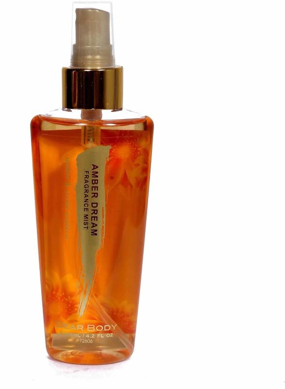 Dear Body Amber Dream Body Mist  -  For Girls, Women(125 ml)
