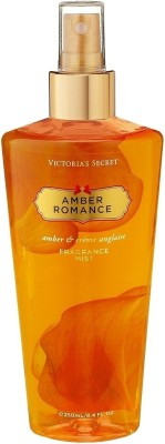 Victoria's Secret Amber Romance Fragrance Body Mist - For Women  (250 ml)