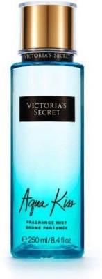 Victoria Secret Aqua Kiss Fragrance Mist Brume Perfume Body Spray - For Women(250 ml)