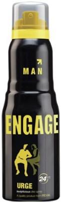 Engage Urge Deodorant Spray - For Men(150 ml)
