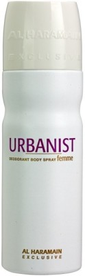 Al Haramain Urbanist Body Spray  -  For Women