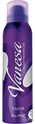Vanesa Touche Deodorant Spray  -  For Women