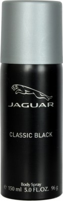 Jaguar Classic Black Body Spray  -  For ...