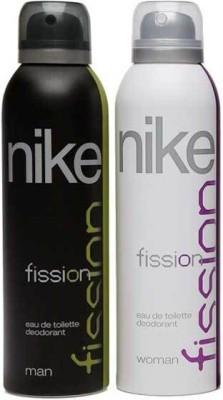 Nike Fission Body Spray  -  For Men