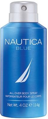 Nautica Blue New Deodorant Spray  -  For Men