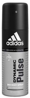 Adidas Dynamic Pulse Body Spray - For Men