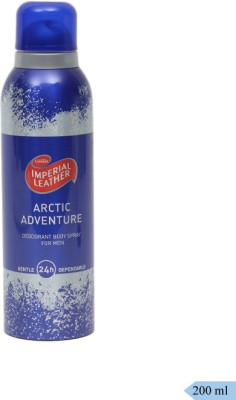 Cussons Imperial Leather Arctic Adventure Deodorant Spray  -  For Men