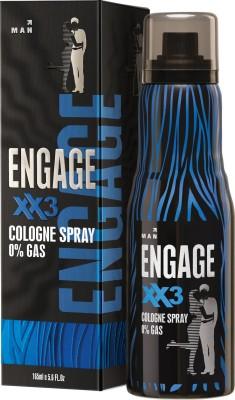 Engage Spray XX3 Body Spray - 165 ml