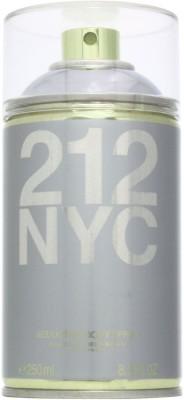 Carolina Herrera 212 NYC Deodorant Spray  -  For Girls, Women