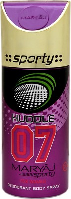 Maryaj Sporty Huddle 07 Body Spray  -  For Women