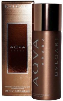Bvlgari Aqva Amara Deodorant Spray  -  For Men