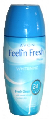 Avon Feelin Fresh Whitening Fresh Clean Deodorant Roll-on  -