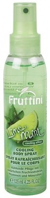 Fruttini Lime Mint Cooling Body Spray  -  For Women