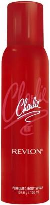 Revlon Red Deodorant Spray  -