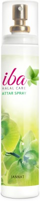 Iba Halal Care Attar Jannat Body Spray  -  For Women, Men, Girls, Boys