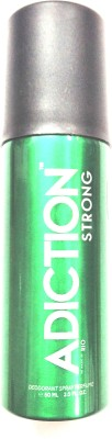 ADICTION RIO Deodorant Spray  -  For Boys, Girls, Men, Women