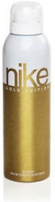 Nike Gold Edition Deodorant Spray  -