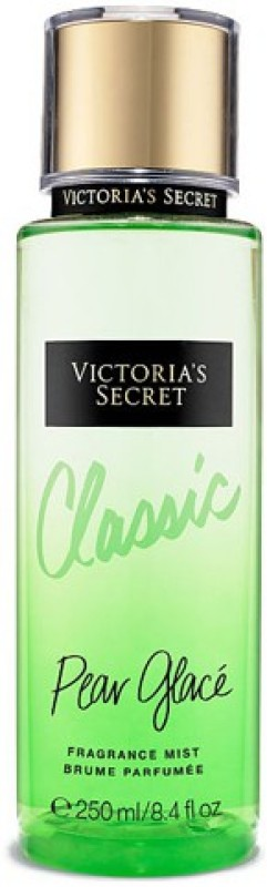 Victoria's Secret Pear Glacé Fragrance Mist Body Mist  -  For Boys, Women, Men, Girls(250 ml)