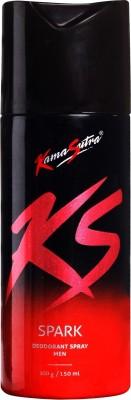 Kamasutra Spark Deodorant Spray - For Men