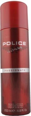 Police Passionate Deodorant Spray  -  For Women