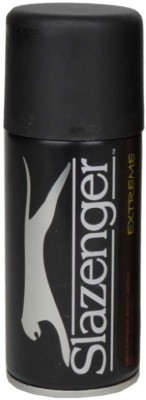 Slazenger Extreme Deodorant Spray  -  For Men, Boys