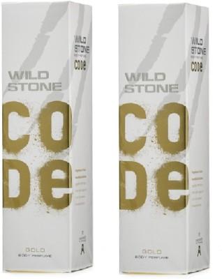 Wild Stone Gold Body Spray  -  For Boys, Men