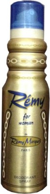 Remy Marquis Golden For Woman Deodorant Spray  -  For Women