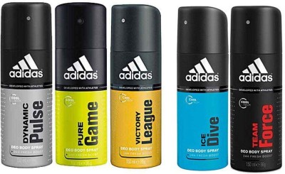 Adidas tyson Body Spray  -  For Boys