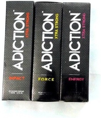 Adiction Strong Body Spray - For Men & Women conbo(450 ml)