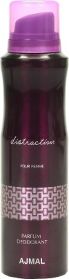 Ajmal Distraction Deodorant Spray  -  For Women
