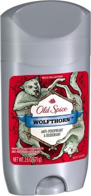 Old Spice Wolfthorn Antiperspirant Deodorant Stick  -  For Men