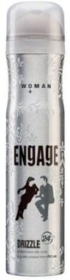 Engage Drizzle Deodorant Spray  -  For Men
