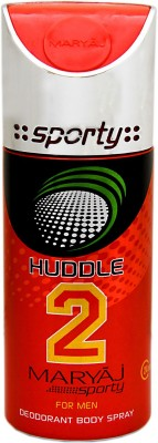 Maryaj Sporty Huddle 2 Body Spray  -  For Men