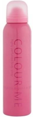 Colour Me Pink Deodorant Spray  -