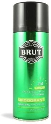 Brut Trimax Deodorant Spray  -  For Men