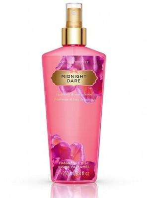 Victoria's Secret Midnight Dare Body Mist  -  For Women(250 ml)