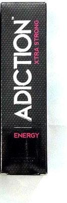 Adiction ENERGY XTRA STRONG Deodorant Spray - For Men & Women  (150 ml)
