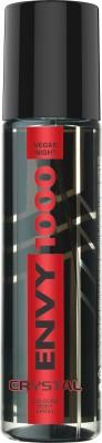 Envy1000 Vegas Night Crystal Deo 135 Ml Deodorant Spray - For Men(135 ml)