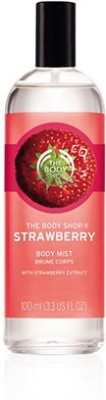 The Body Shop Strawberry Body Mist  -  For Women(100 ml)