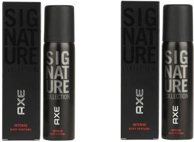 Axe Signature Intense Combo Deodorant Spray  -  For Boys, Men