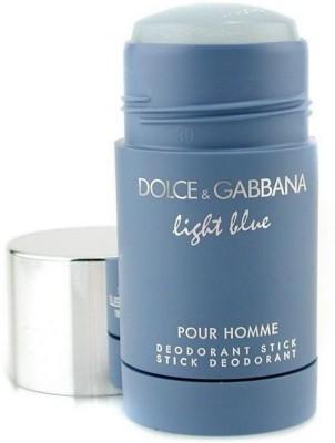 Dolce & Gabbana Light Blue Deodorant Stick  -  For Boys