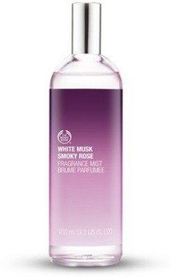 The Body Shop White Musk Smoky Rose Fragrance Mist Deodorant Spray  -  For Women
