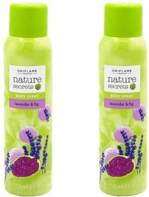 Oriflame Sweden fragrance combo ori100 Deodorant Spray  -  For Women