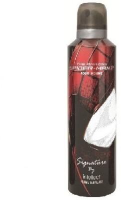 Intellect Spiderman Signature Body Spray  -  For Boys, Men