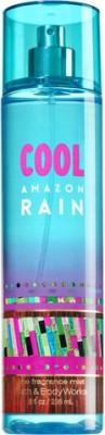 Bath & Body Works Cool Amazon Rain Body Mist  -  For Girls, Women, Boys, Men